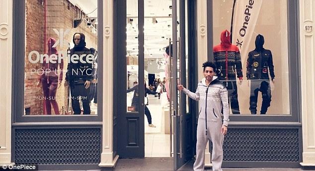 OnePiece pop-up store Manhattan explorecurate