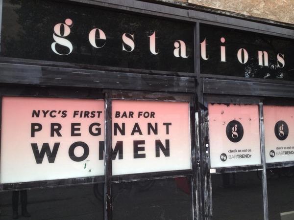 Pregnant bar explorecurate