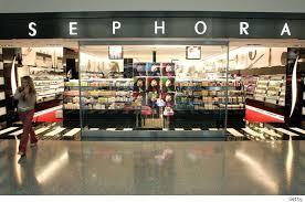 Sephora butik Nacka explorecurate
